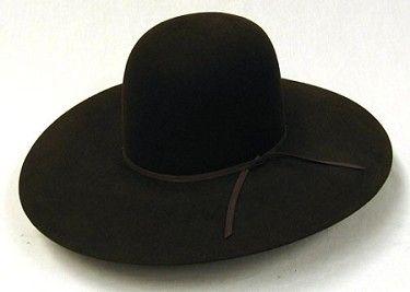 ea2426382 Resistol Chute 5 Chocolate Felt Cowboy Hat | Cowboy Hats | Felt ...