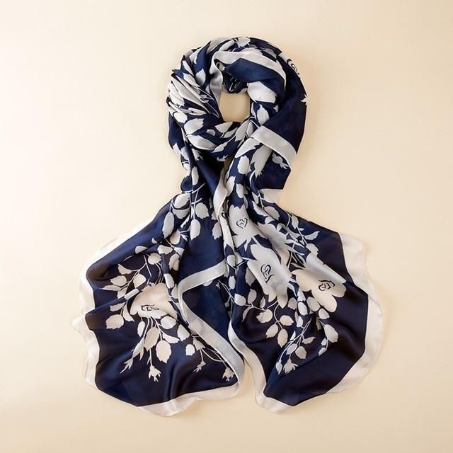 63378c120 100% Pure Silk Paisley Scarf | Products | Paisley scarves, Silk ...
