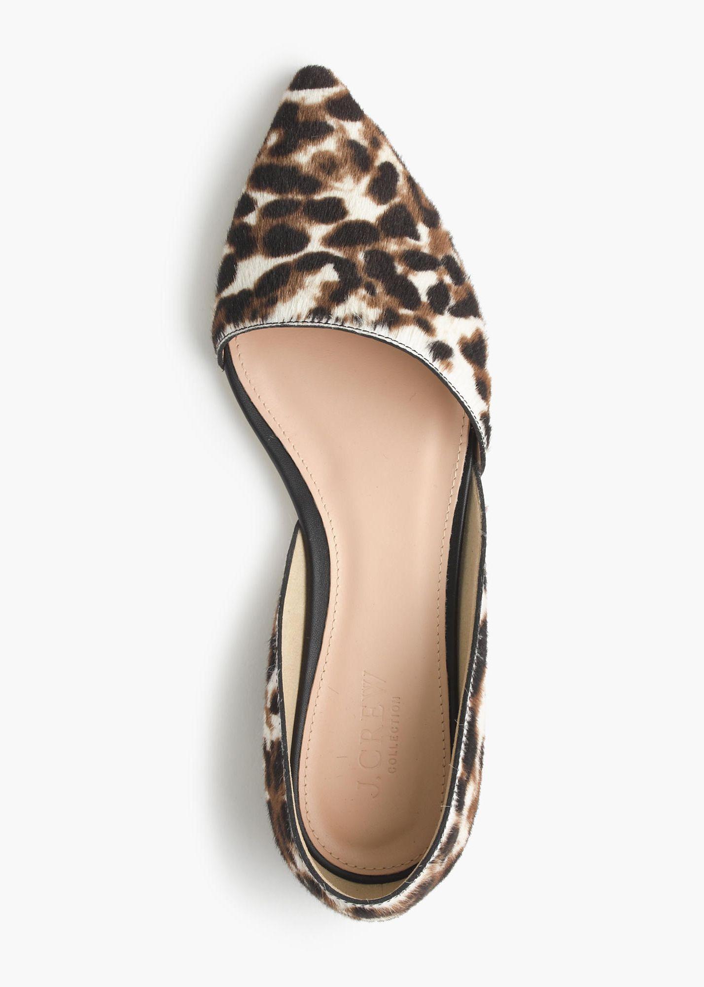 21fc88922 sloan leopard d orsay flat