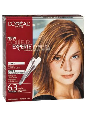 best beauty buys  colored highlights at home hair color
