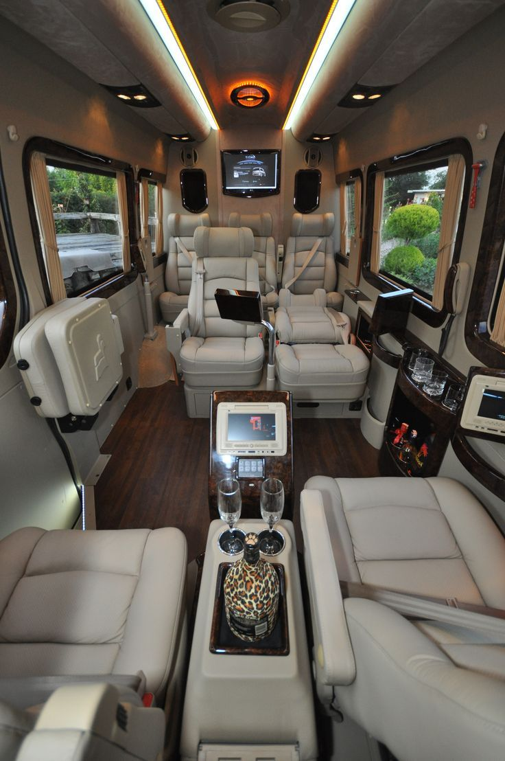 Custom mercedes sprinter van conversions i like it for Mercedes benz conversion van