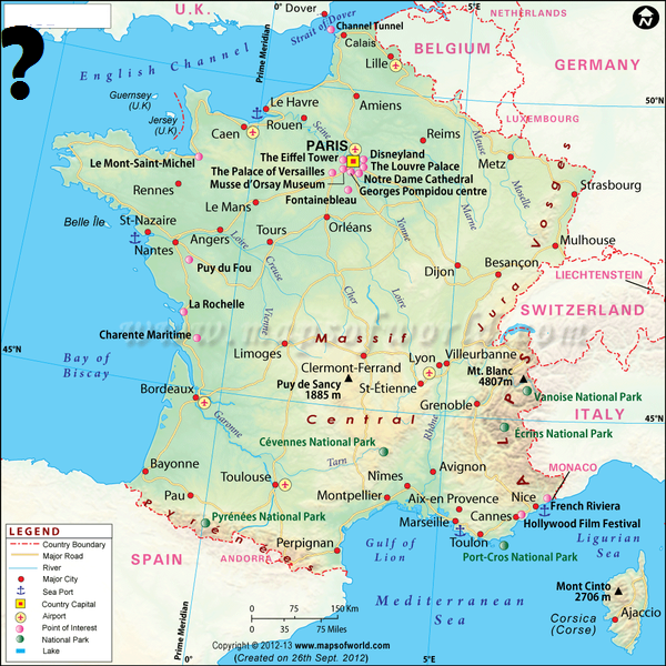 Which city is located near Lat 45N Long 0 HINT Its the Wine