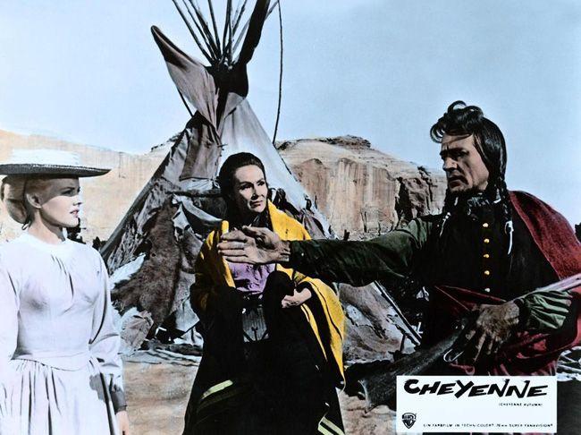 The Cheyenne Autumn - 1964 - John Ford