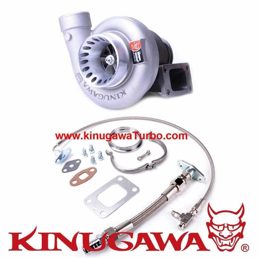 eBay #Sponsored Kinugawa Billet Turbocharger 4