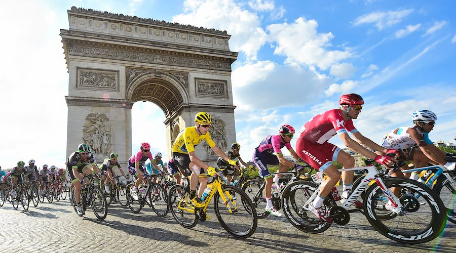 How to live stream the 2019 Tour de France cycling online