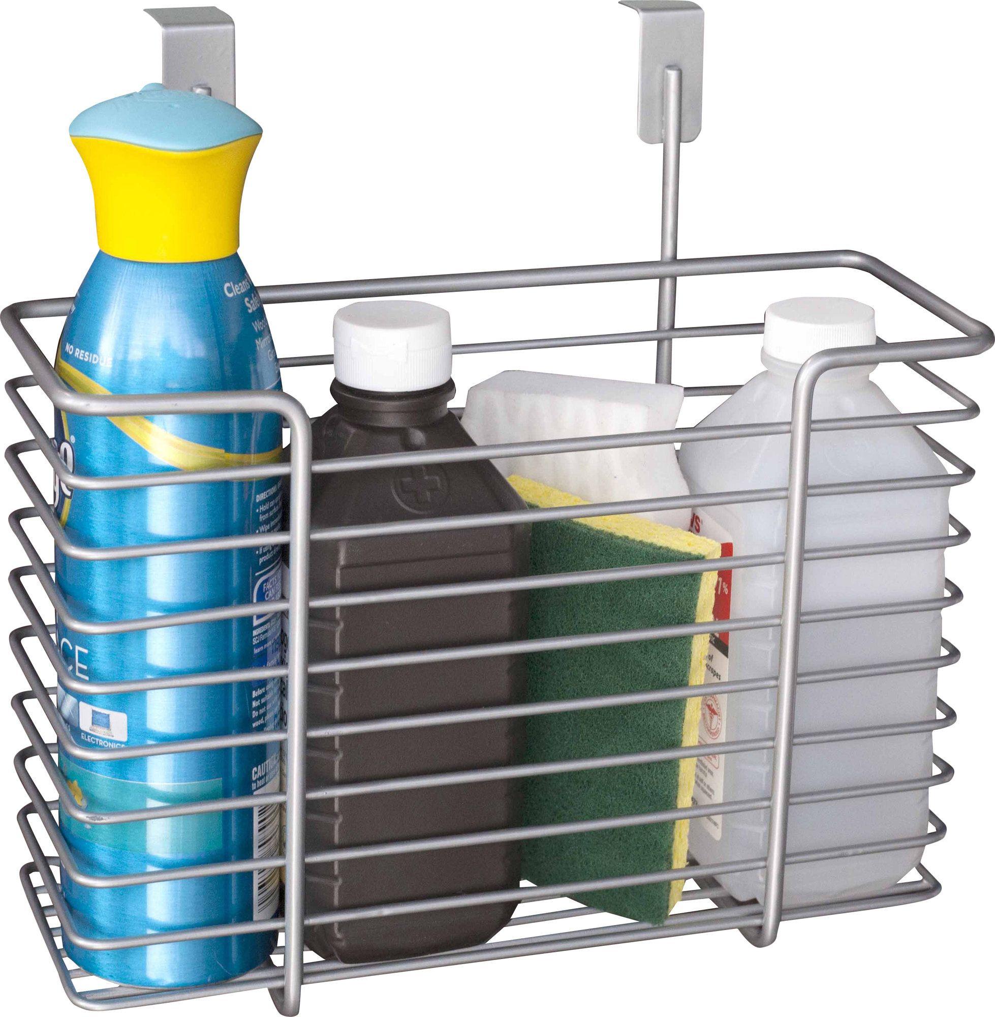 Wire Over-Door Shower Caddy | Products | Pinterest | Doors, Storage ...