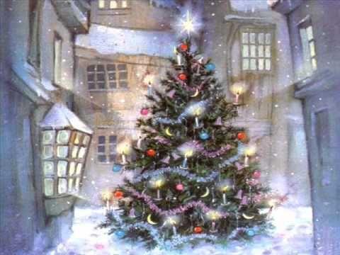 Cancion ya esta aqui ya llego blanca navidad