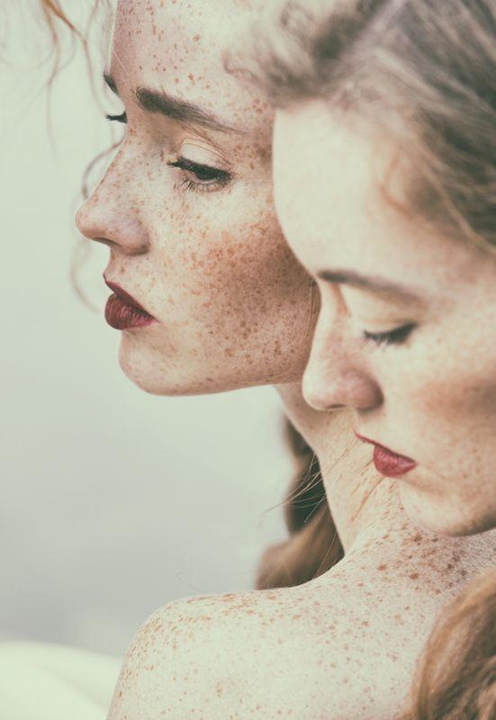 II © Claudia Gerhard (70MilliMeter) #STRKNG freckles,woman,beauty,Portrait,rote,haare