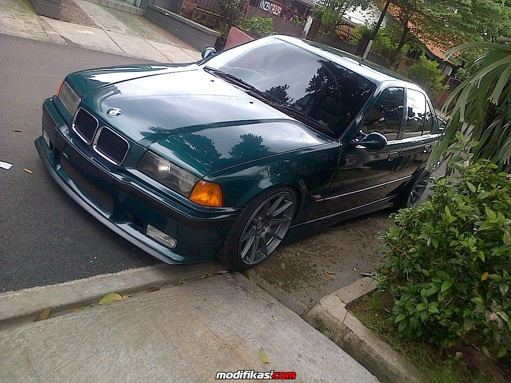 Bmw E36 Stance Front