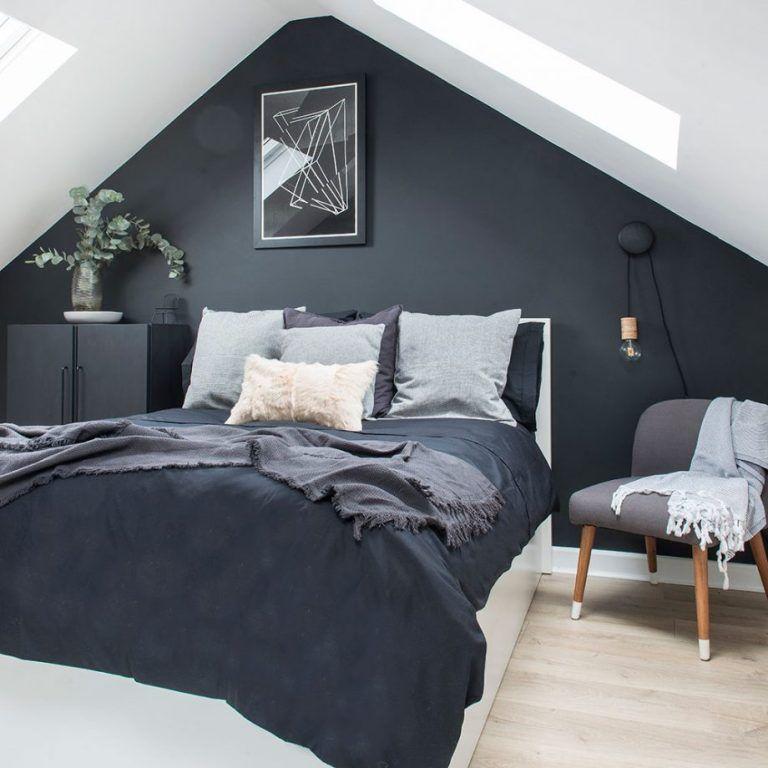 Binnenkijken: twee prachtige donkere slaapkamers #slaapkamerideeen