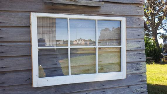 VINTAGE SASH ANTIQUE WOOD WINDOW UNIQUE FRAME PINTEREST WEDDING 36x28 NO GLASS