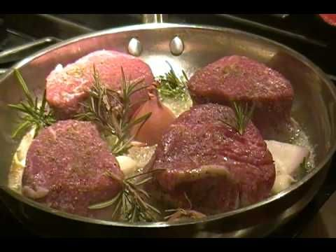 How To Cook The Perfect Filet Mignon Pan Oven Pan