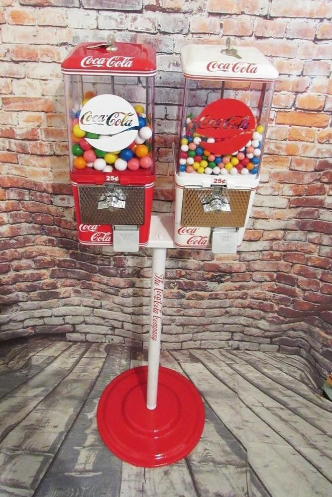Coca Cola Gumball & Candy Machine for sale online | eBay