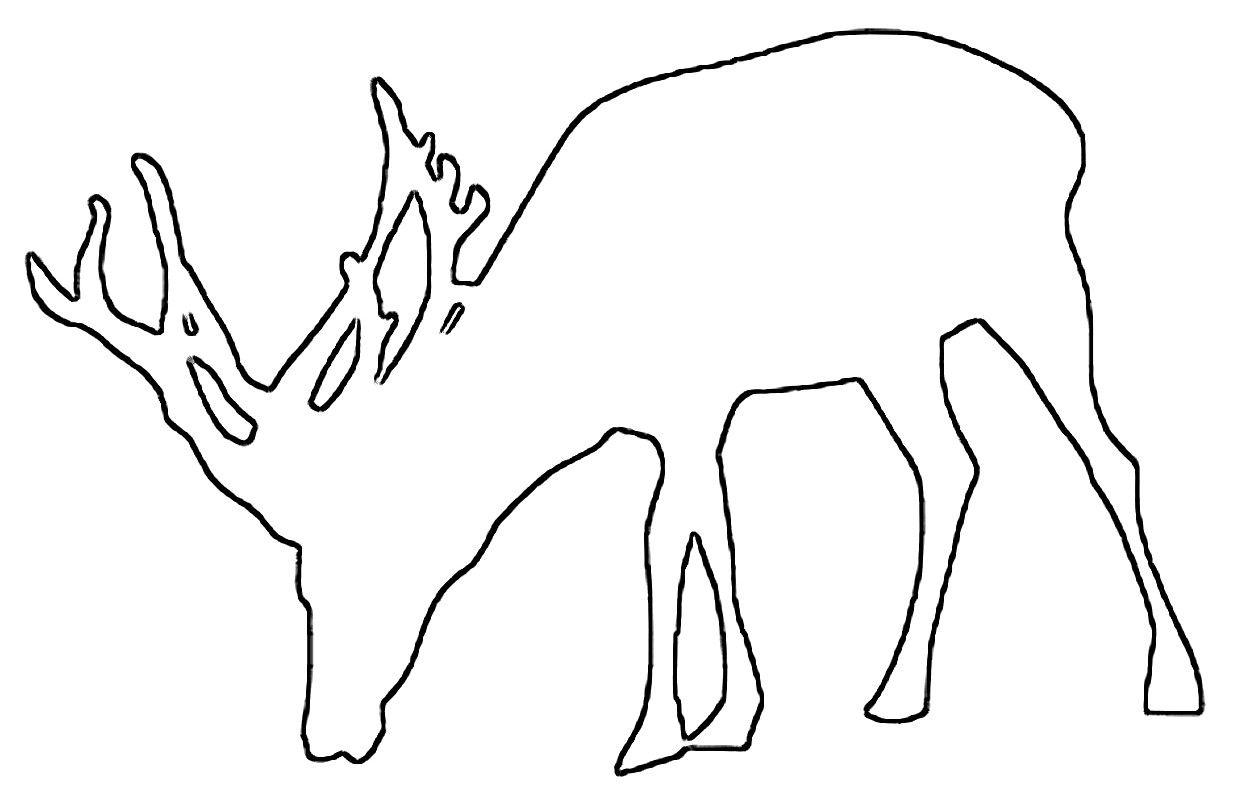Wooden Reindeer Patterns Free Magnificent Design Inspiration