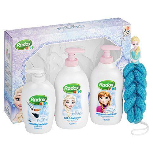 Radox Kids Frozen Feel Enchanted Trio Gift Set Price As Of Jan