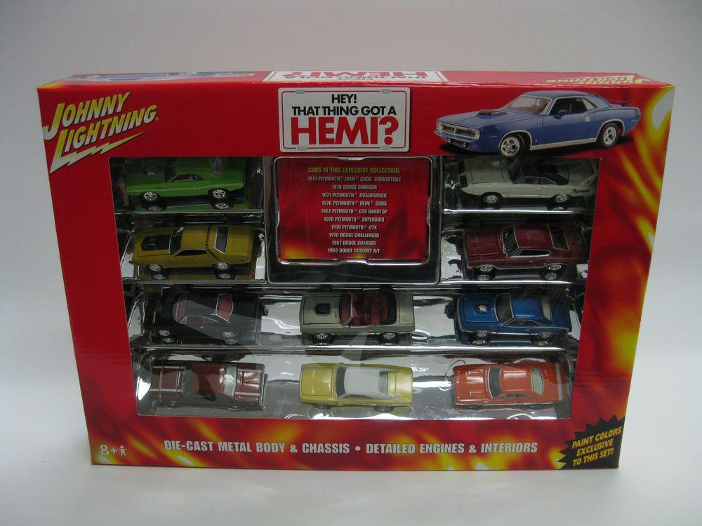 1:25 Johnny Lightning Ertl 1970 Pontiac Firebird diecast high detail Black//Flame
