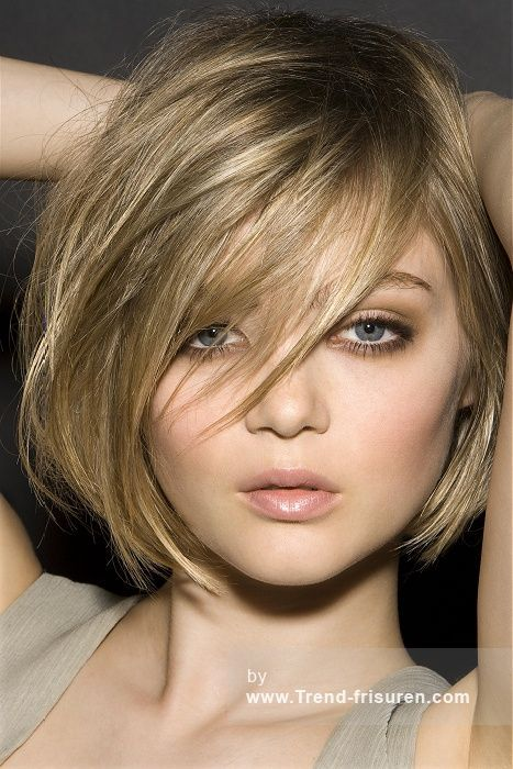 TREVOR Sorbie Mittel Blonde Weiblich Gerade Frauen Haarschnitt