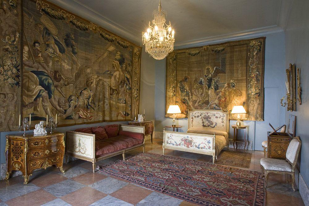 Dormitorio invitados frances palacios y casas se oriales for Dormitorio invitados