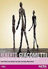 Alberto Giacometti - Was ist ein Kopf / Eine Person unter Menschen (DVD), #Alberto #DVD #ein #eine #Giacometti #ist #Kopf #Menschen #Person #Unter