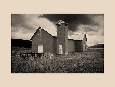 Capilla de Santo Antonio, Cachon, New Mexico; New Mexico; Adobe Churches of New Mexico; Adobe Churches in New Mexico; Adobe Churches; New Mexico; New Mexico Adobe Churches; John A. Benigno; John Benigno