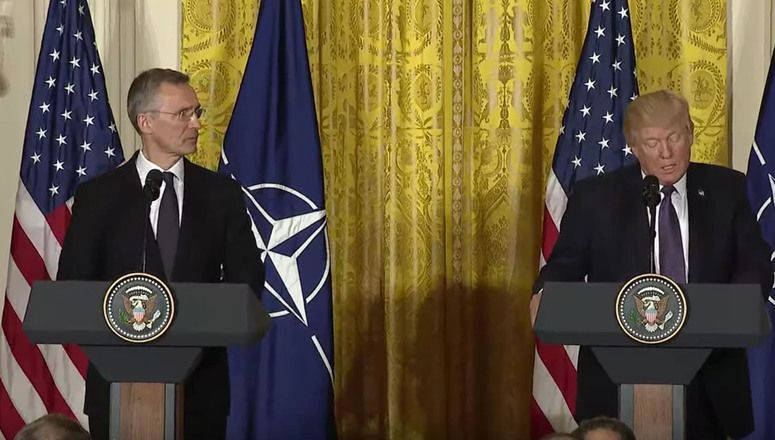REVEALED: NATO Secretary-General Says 'Laughingstock' Trump 'Has a 12-Second Attention Span' After Meeting