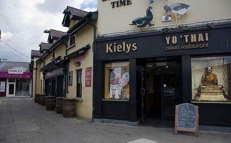Kielys at Donnybrook Dublin Ireland