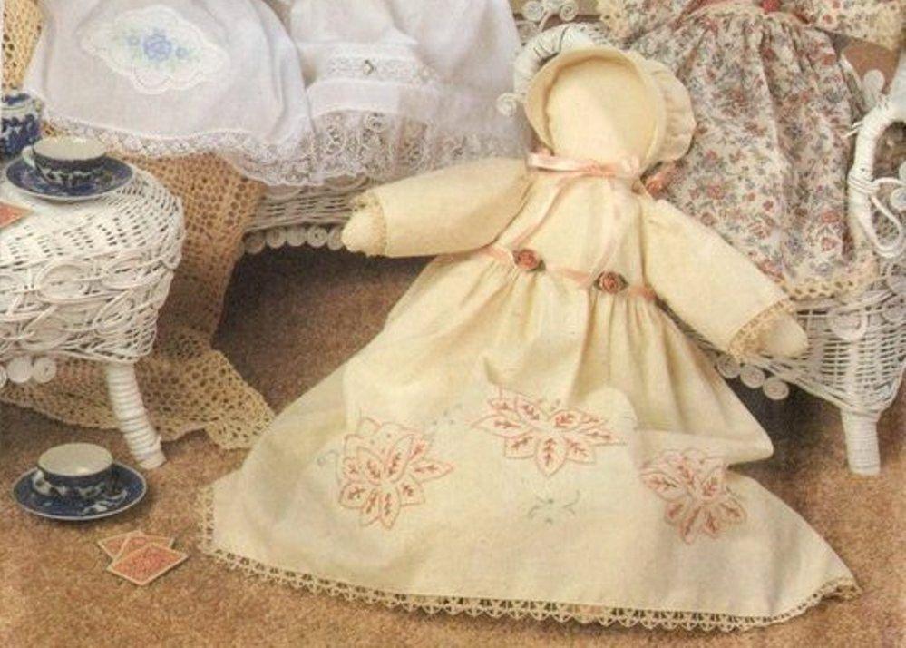 Pillowcase Doll 12 & 18 in. Simplicity 9735 UNCUT Pattern. $7.00, via Etsy. #pillowcasesandpillowcasedolls