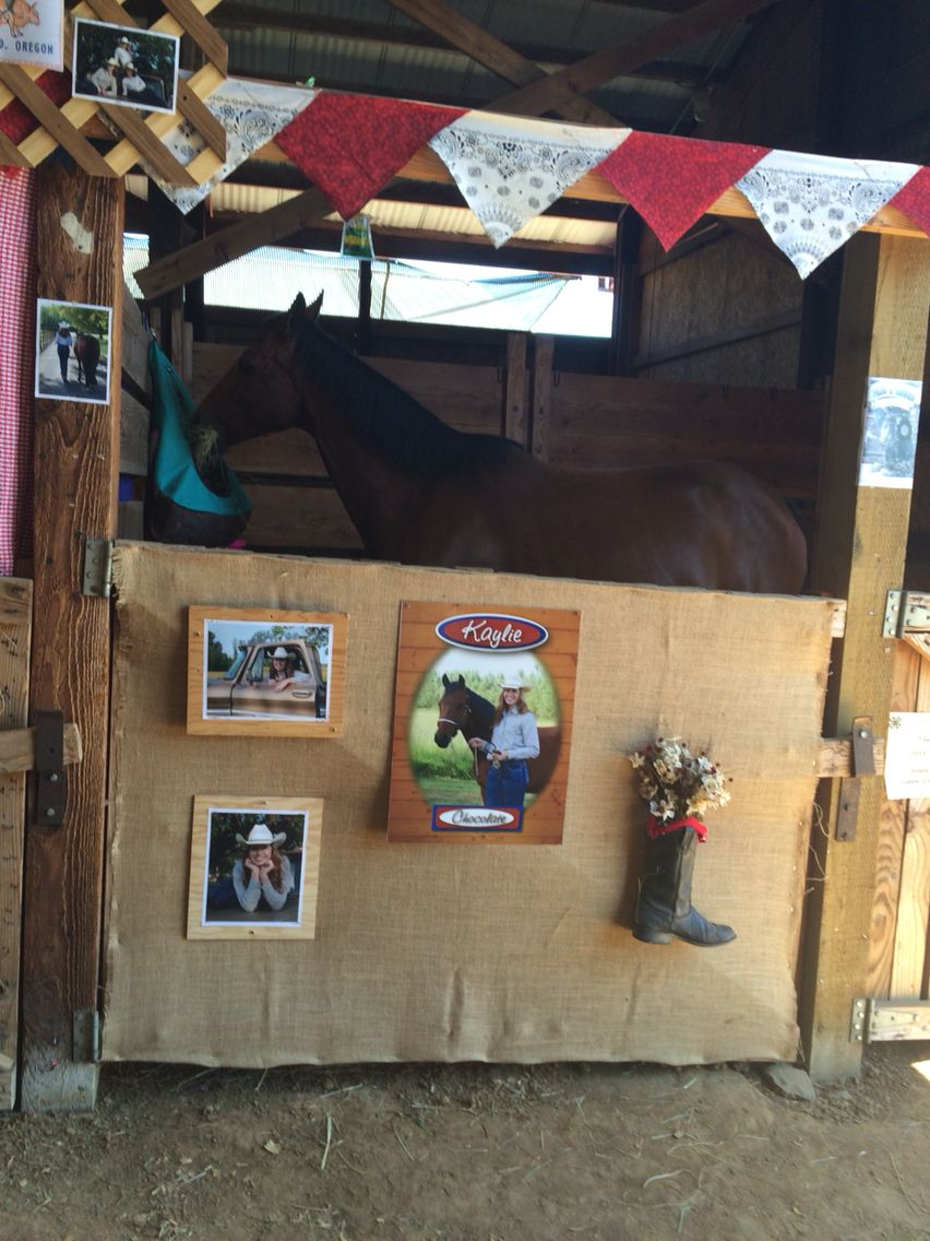 4h Horse Stall Decorations Horse Stall Decorations Horse