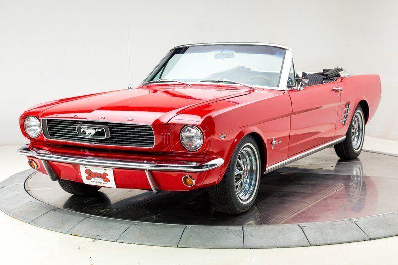 eBay 1966 Mustang 1966 Ford Mustang 289 V8 4 Speed