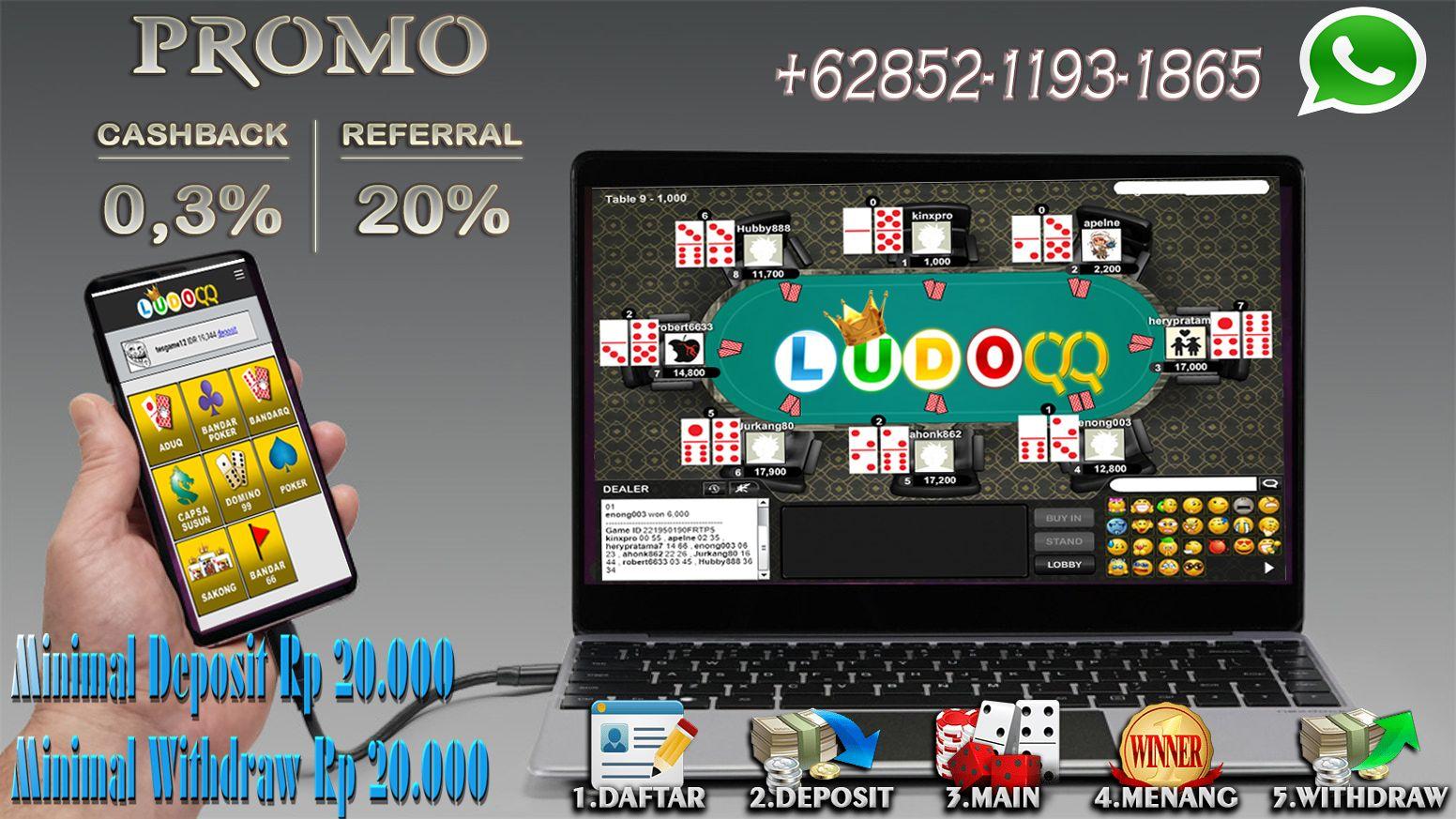 Pin Di Domino99