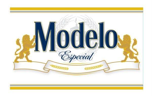 Grupo Modelo S A De C V Modelo Especial Beer Logo Beer Stickers Beer Birthday