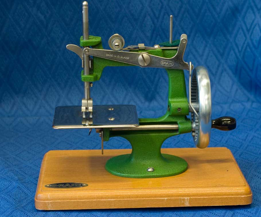 We Have A Large Collection Of Sewing Machines National Needlework Stunning Prizzi Sewing Machine
