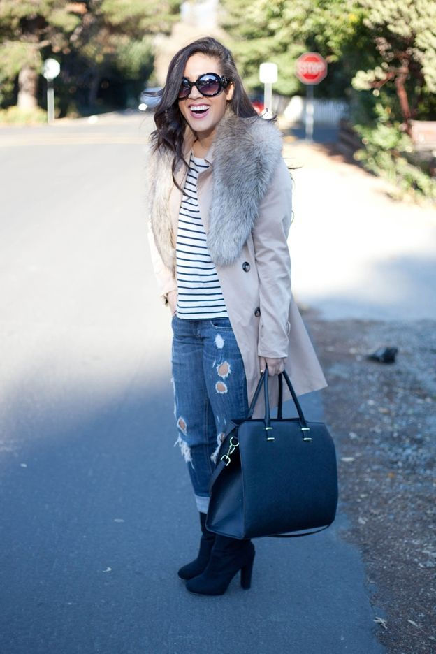 ab1ab43bbce Winter wear · simple holiday style