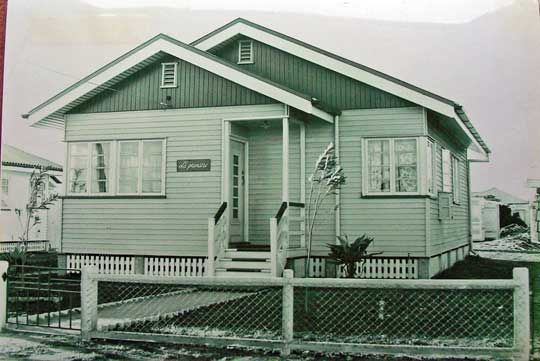 Zillmere Housing Project 1950-1953