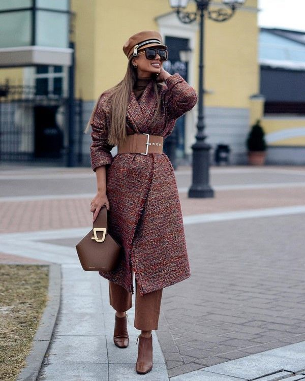 What coat to choose in the season 2019-2020 – top 10 trends of womens coats