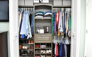 Make The Most Out of a Small Closet Laundry closet