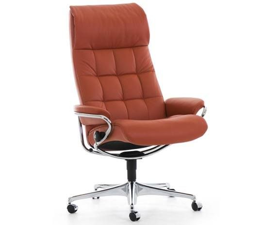 Stressless London Office dossier haut fauteuil de bureau