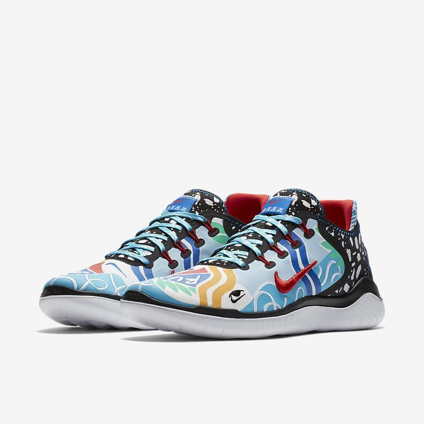 c8f9b0b64b1a1 Nike x Kelly Anna Free RN 2018 T-Shirt for Your Feet Men s Running Shoe