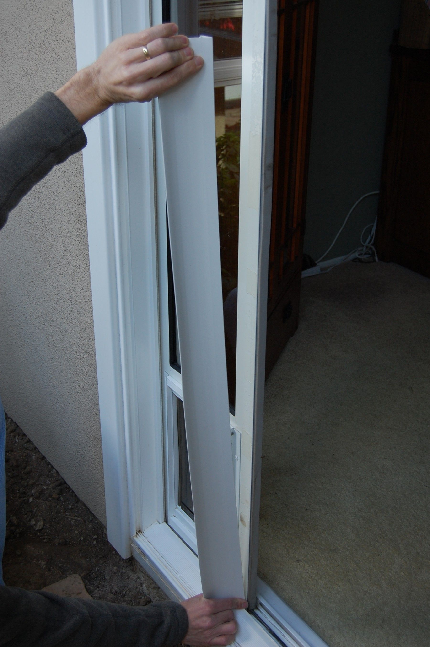 Bug Warden for Insect Proof Sliding Doors Keep Bugs Out