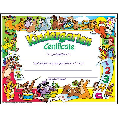 T 343 kindergarten certificate pk k certificates diplomas trend t 343 kindergarten certificate pk k certificates diplomas trend yadclub Choice Image