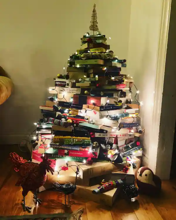 I Wanted Everything To Be Perfect For My New Girlfriend Then The Christmouse Turned Up Book Christmas Tree Festive Trees Christmas Quiz