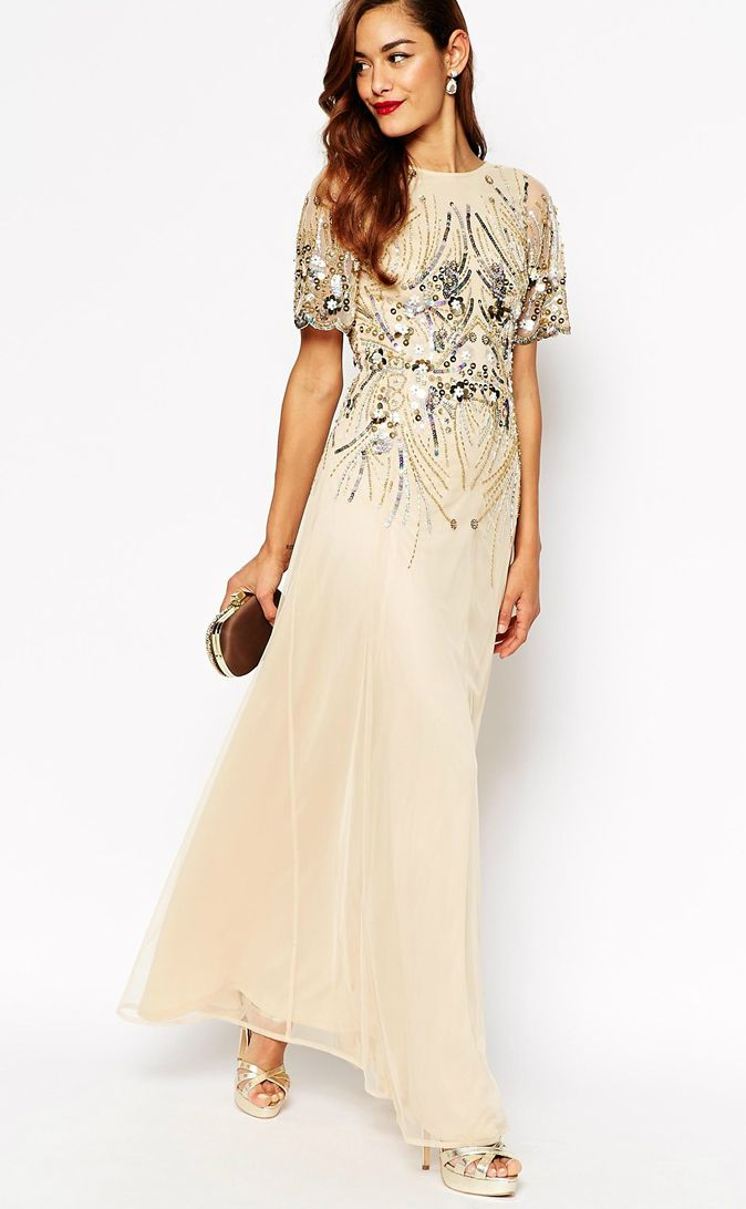 Gorgeous embellished gown from ASOS