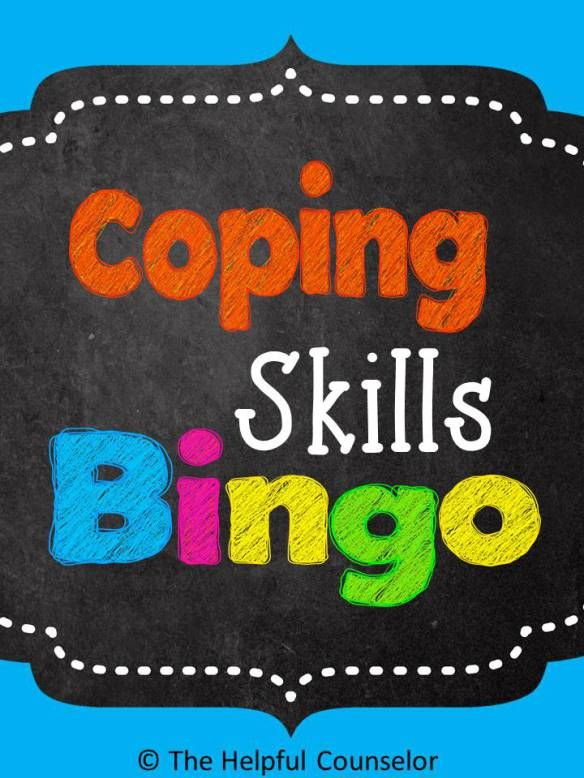 Coping skills activities for kids | Therapy | Coping skills