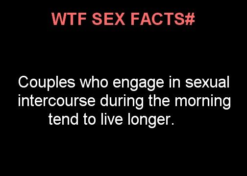 Sex facts with pictures