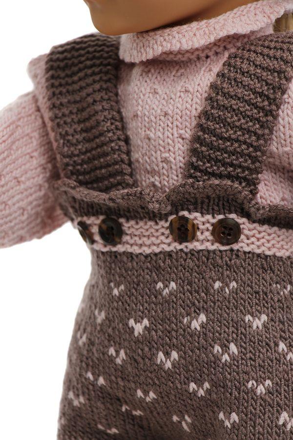 puppensachen stricken mit strickanleitung - Ein bezauberndes und ...