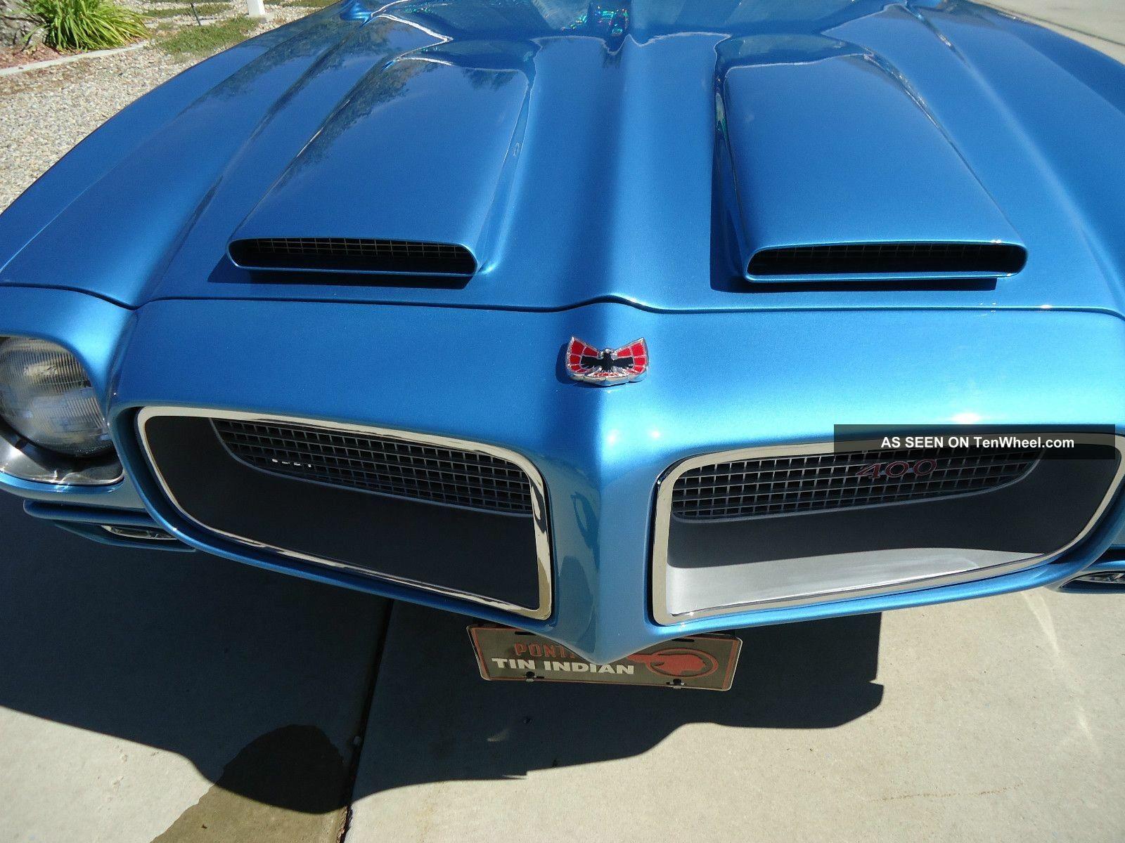 1971 Pontiac Firebird 400 Spec Car Wheels Car Wheels Diy Matte Black Cars