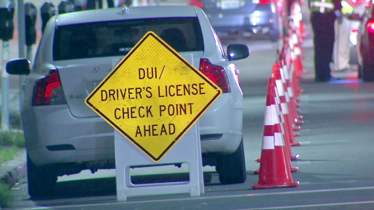 7 arrested at mission bay dui checkpoint in 2020 with
