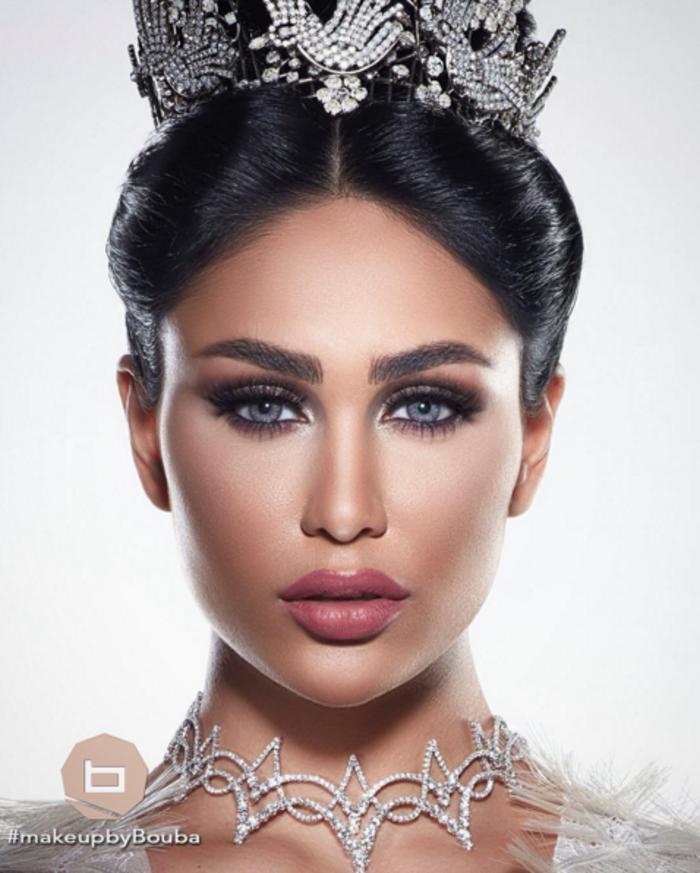 Top 10 Makeup Artist Dubai (With images) Persian makeup