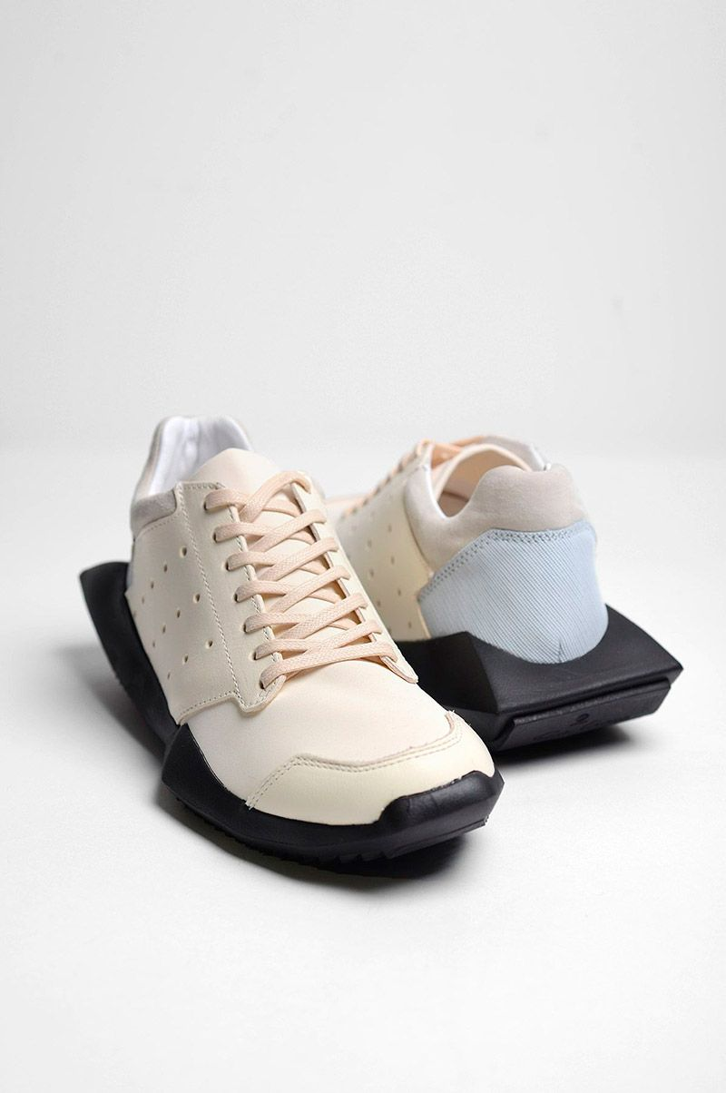 discount websites Adidas By Rick Owens Rick Owens x Adidas 'Tech Runner' sneakers clearance best cheap sale get authentic top quality qpeOOs