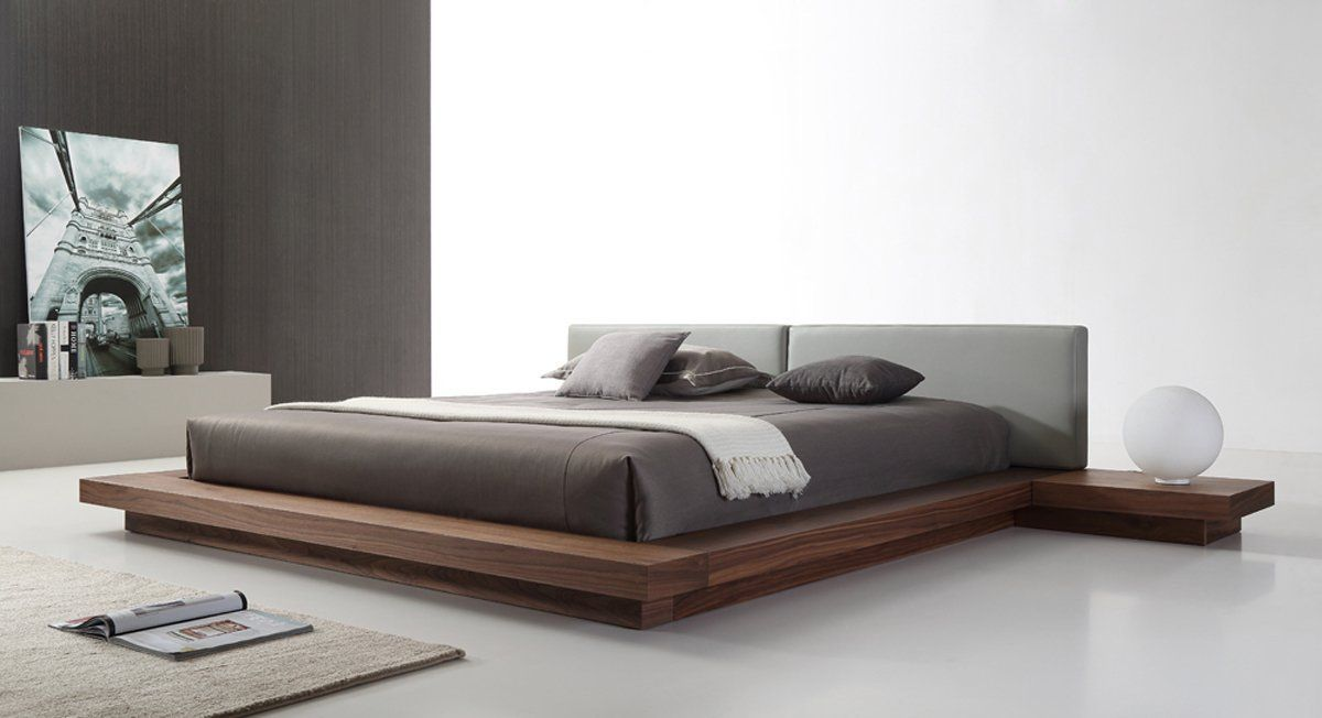 Modrest Opal Modern Platform Bed In 2019